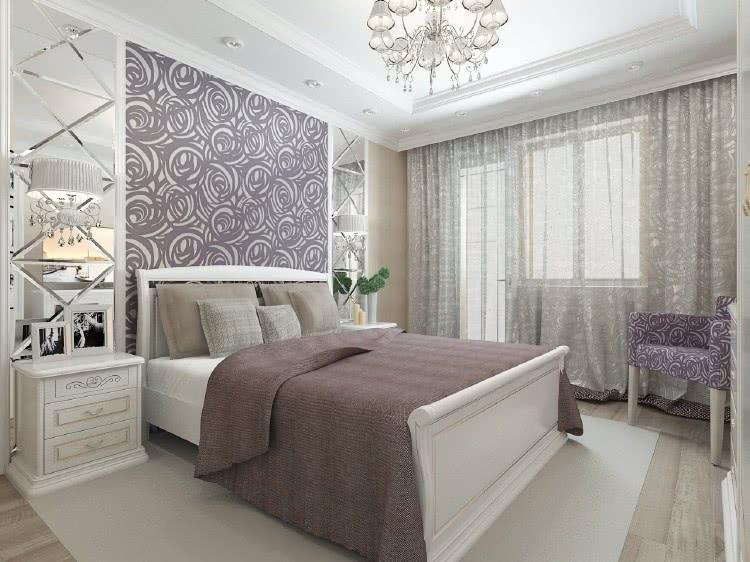 Спальня дизайн современная классика дизайн