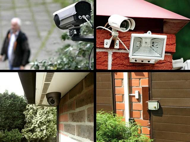 Организация видеонаблюдения на даче своими руками 4