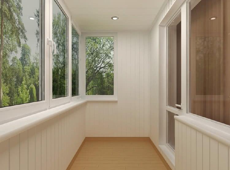 Как остеклить балкон - выбор, способы, установка.