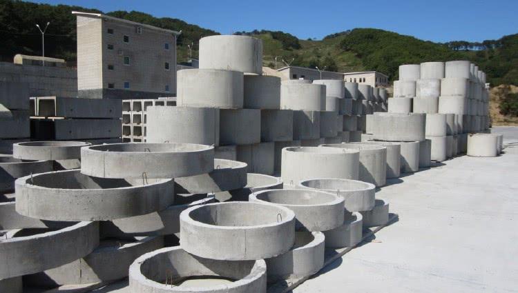 бетон бетонные изделия