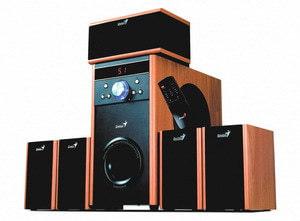 Выбор домашнего кинотеатра - акустическая система