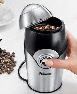 Мелкая бытовая техника для дома - выбор ротационной кофемолки