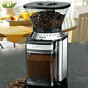 Мелкая бытовая техника для кухни - выбор жерновой кофемолки