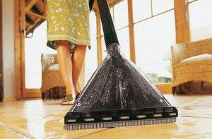 Выбор пылсоса для влажной уборки