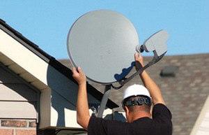 Настройка спутниковой тарелки своими руками