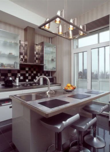 Фотогалерея дизайна квартира