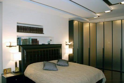 Дизайн мансардной спальни: фото, идеи оформления ...