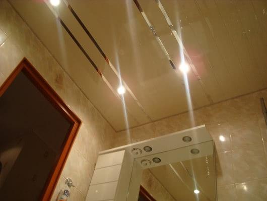 Подвесные потолки установка своими руками