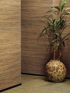 Бамбуковые обои в интерьере цена