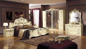 Мебельный интерьер эпохи классицизма