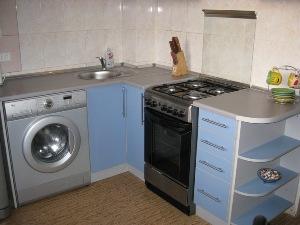Кухни в маленьких квартирах фото дизайн