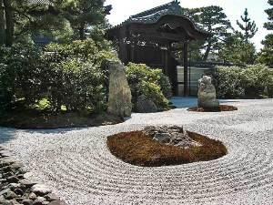 Ландшафт японский стиль