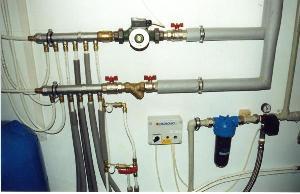 Перед тем, как приступить к сборке водопроводной сети, вам необходимо составить ее схему.