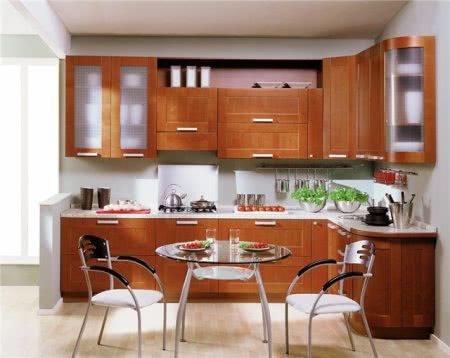 Г - планировка кухни