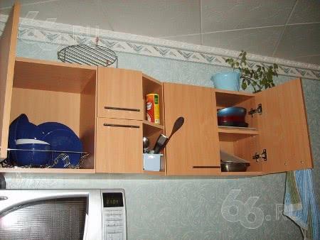 Размещение навесных шкафов и полок должно осуществляться таким образом, чтобы не мешать часто необходимых...