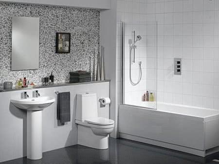 Дизайн ванной комнаты - Классический стиль