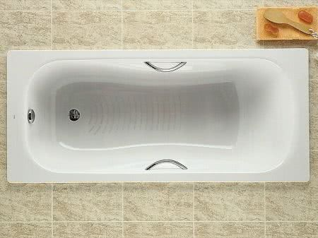 Сантехника для ванной комнаты - Стальные ванные