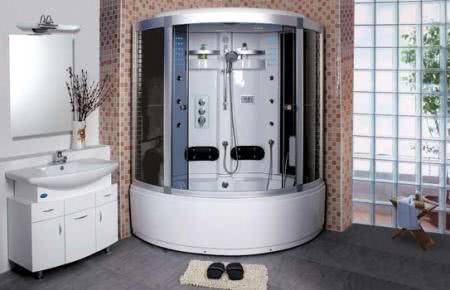 Сантехника для ванной комнаты - Душевая кабина