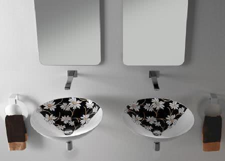 Сантехника для ванной комнаты - Умывальники