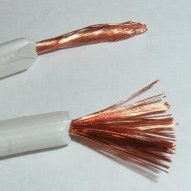 кабель витая пара 5e кат utp 4х2х0.52