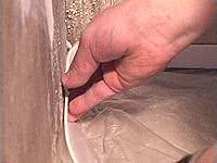 Установка кромочной ленты