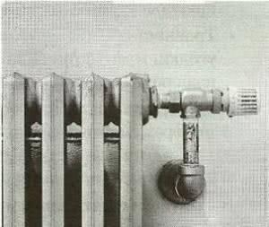 Монтаж чугуных радиаторов