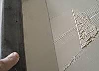 Заделка швов в бетоне