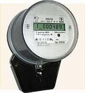Купить Электросчетчик ЦЭ 2726-12 (5-60А) 1,0 . ЖКИ, электронный, (Соло) многотар. по выгодной цене.