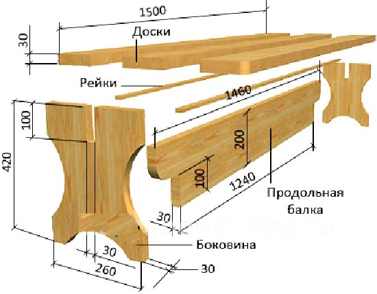 Декор для мебели эскизы
