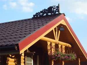 Крыша и ее устройство