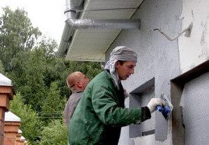 Правила утепления фасада своими руками