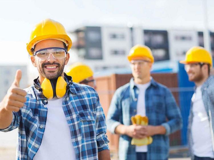Типы и разновидности строительных касок