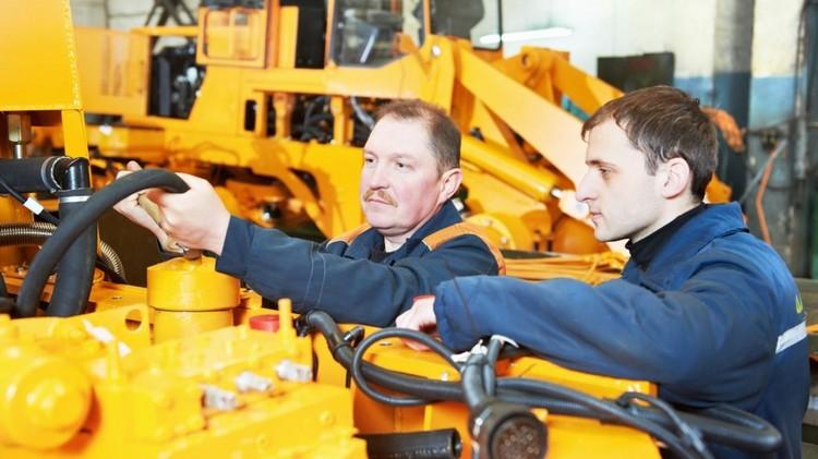 Слесарь по ремонту спецтехники вакансии вахта husqvarna строительная техника